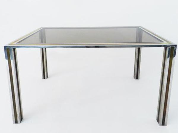 Vintage Tisch im Stil von Maison Jansen