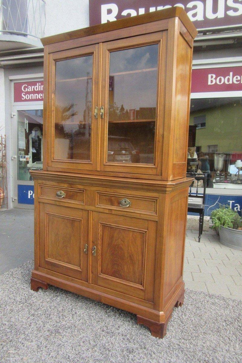 Antique Biedermeier Cherry Kitchen Cabinet, 1870s for sale ...