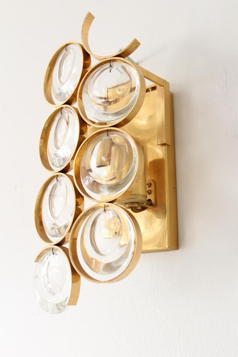 Mid Century Sconce From Palwa For Sale At Pamono