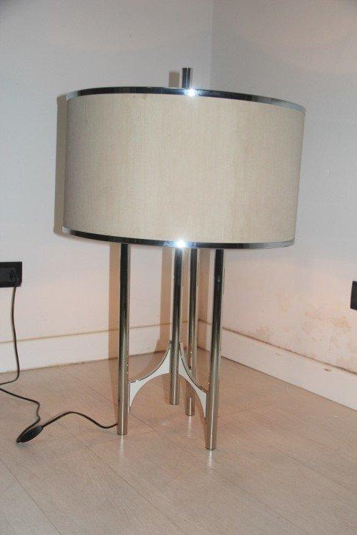 Minimalistische Tischlampe von Gaetano Sciolari für Sciolari Roma