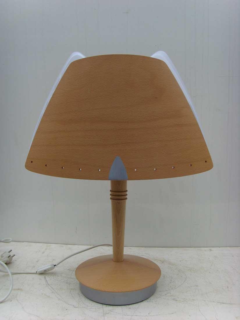 Vintage Tischlampe von Lucid, 1970er