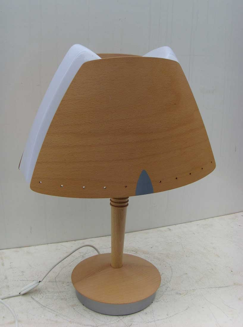 Vintage Table Lamp From Lucid, 1970s