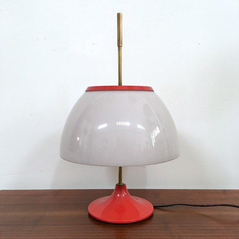 Lampada Da Tavolo Vintage In Ottone Italia Anni 60 In Vendita Su Pamono
