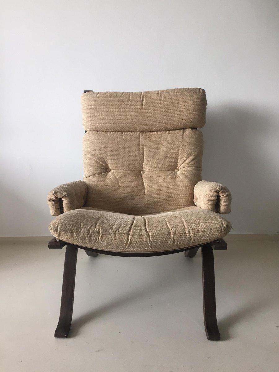 vintage sessel von ingmar relling f r westnofa bei pamono kaufen. Black Bedroom Furniture Sets. Home Design Ideas