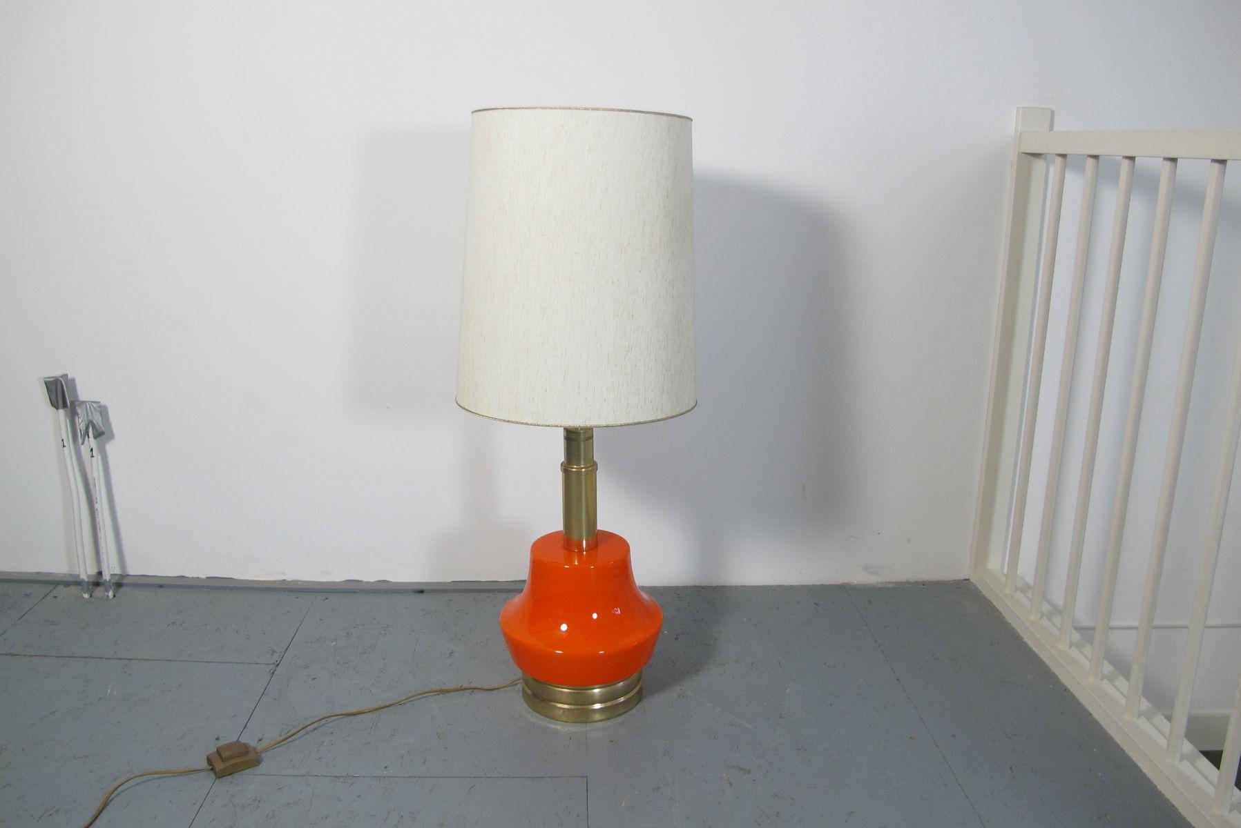 Vintage Stehlampe aus Italien