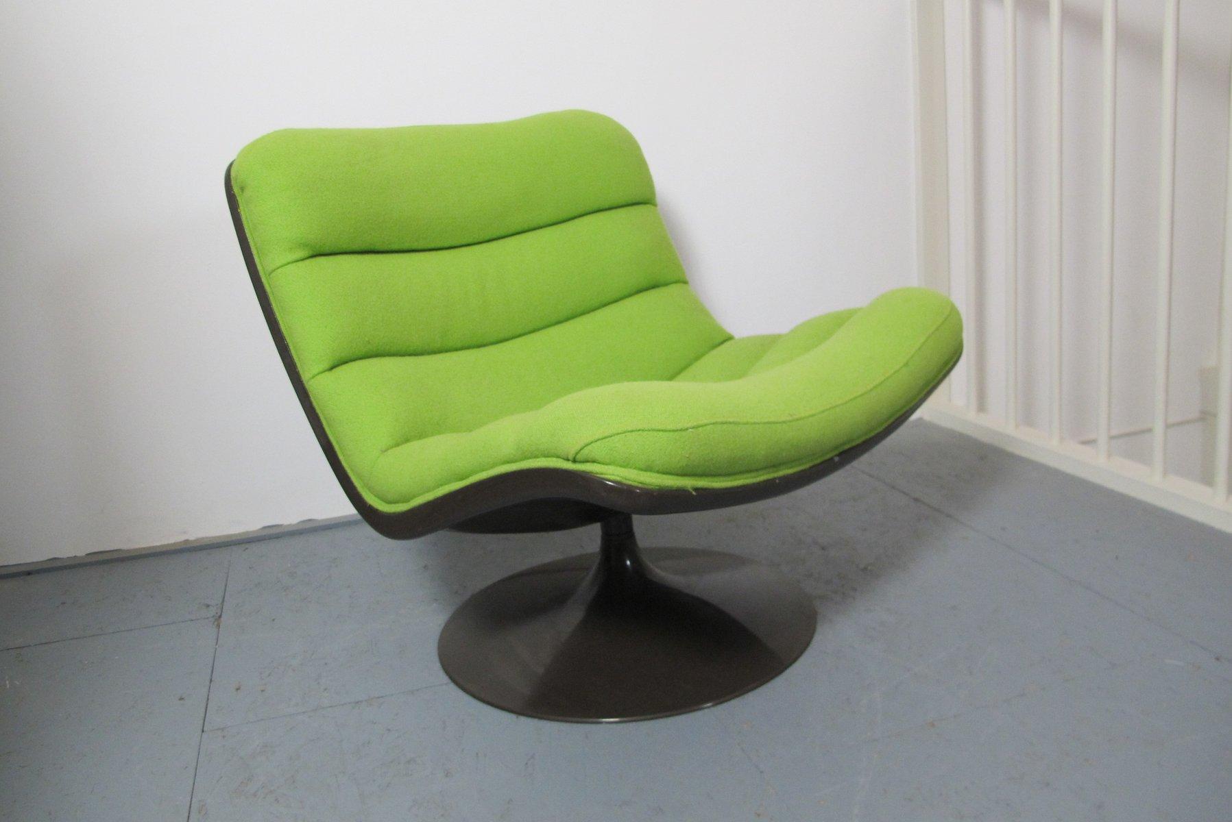 F978 Sessel von Geoffrey Harcourt für Artifort,1968