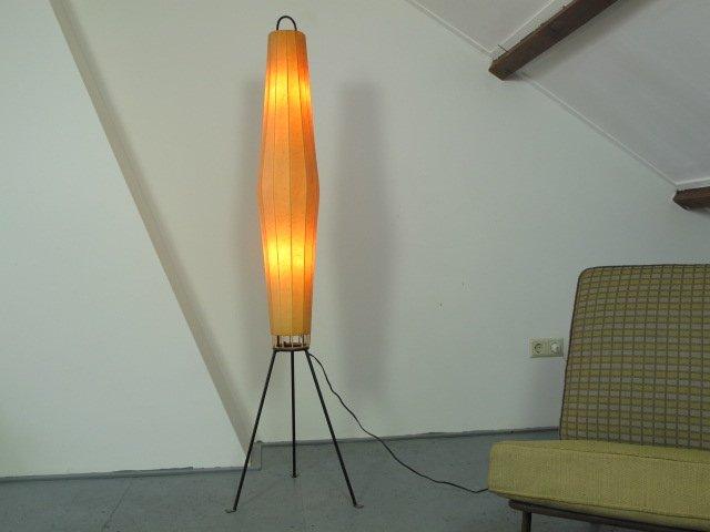 Stehlampe von H. Klingele für Artimeta Soest,1957