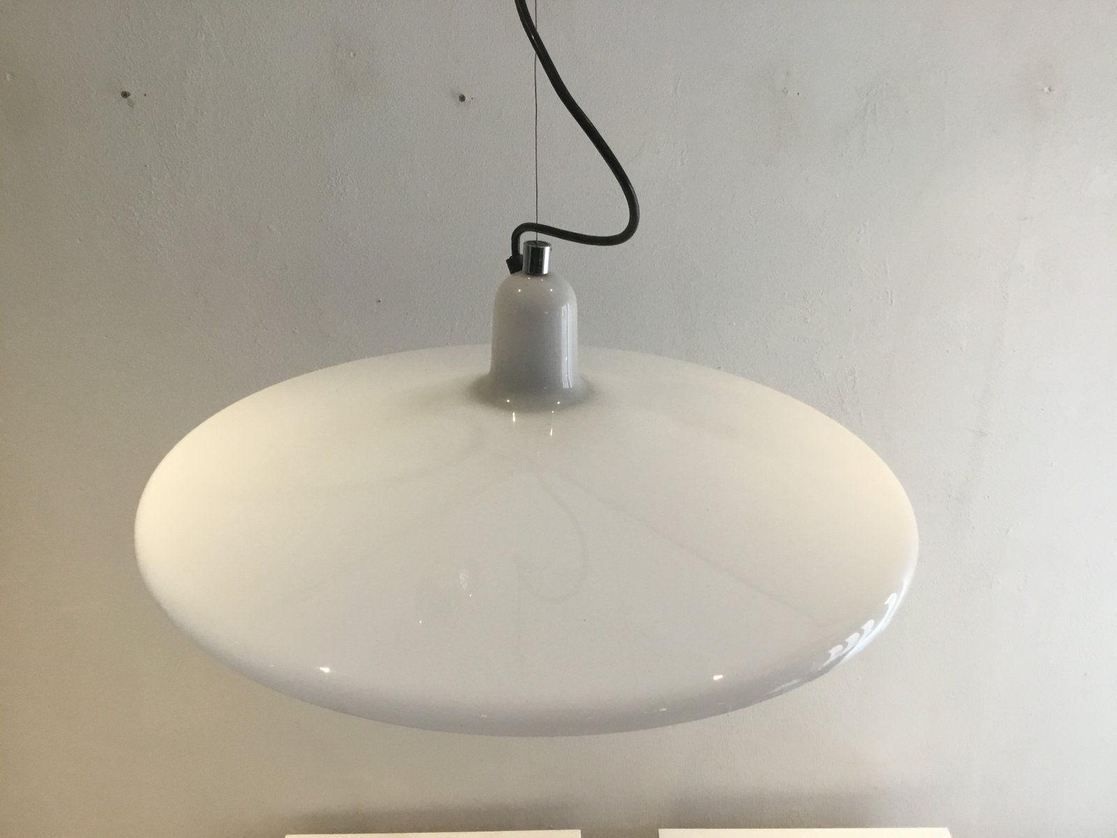 Vintage Ceiling Lamp From Guzzini For Sale At Pamono