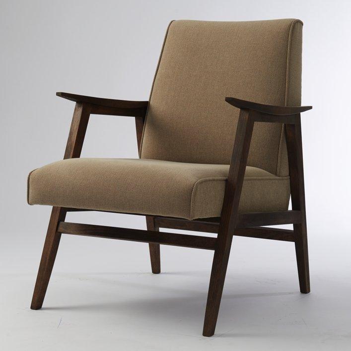 Polnischer Vintage CH-PT Sessel, 1960er