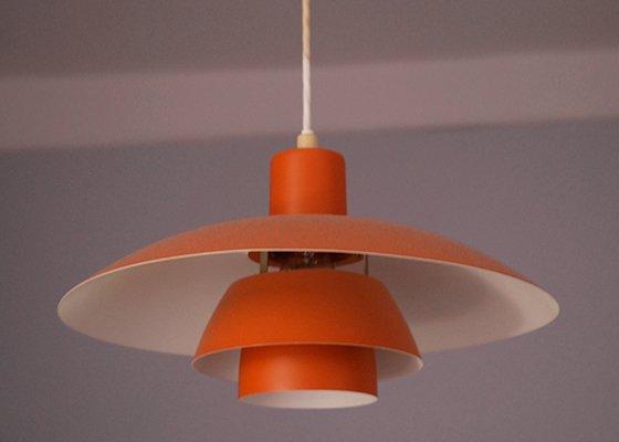 Vintage PH4/3 Lampe von Poul Henningsen für Louis Poulsen, 1966
