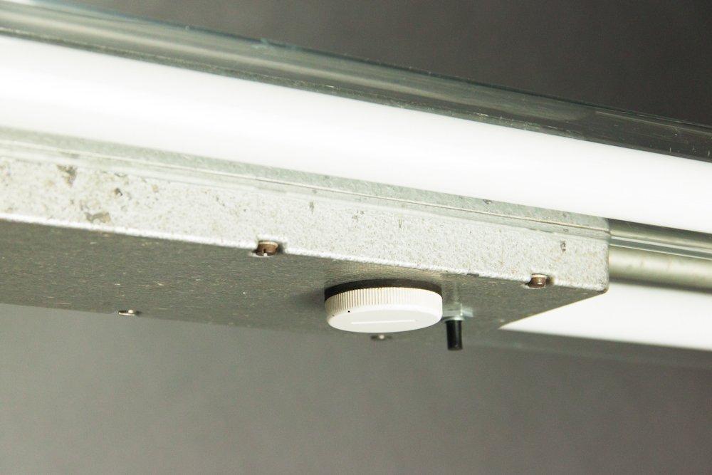 Large Vintage Bauhaus Double Fluorescent Lighting Fixture 8 957 00 Price Per Piece