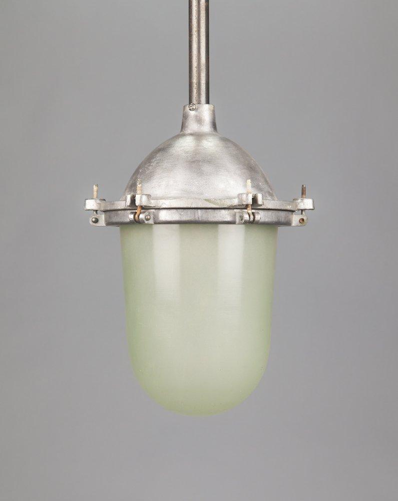 Industrielle spritzwasserdichte vintage Industrieleuchte