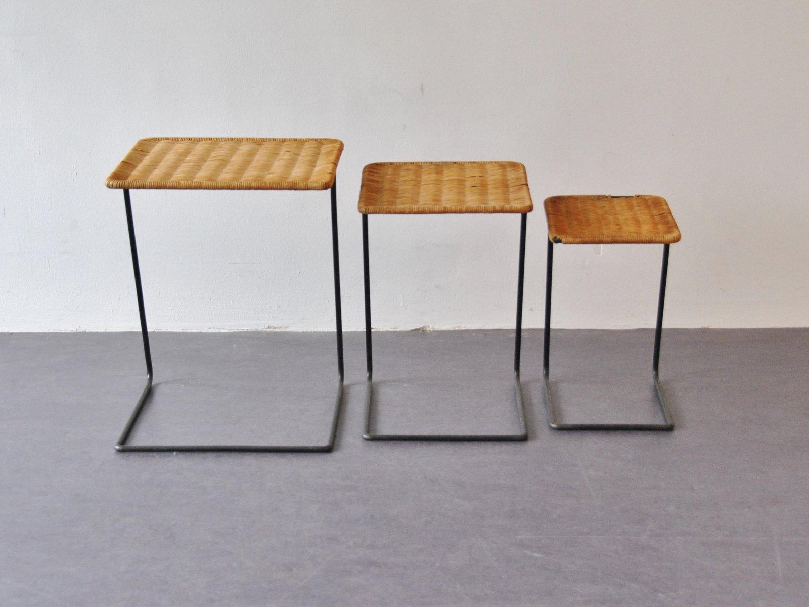 92500 - Table Gigogne Vintage