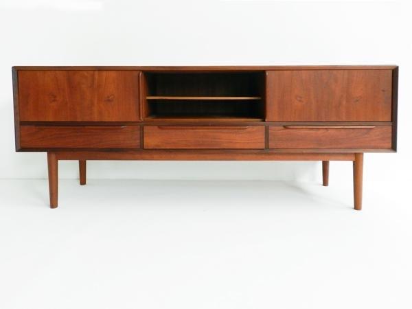 danisches teak sideboard 1960er