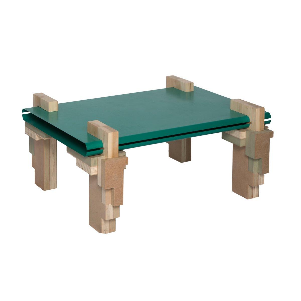 Niedriger Tisch von Lionel Jadot
