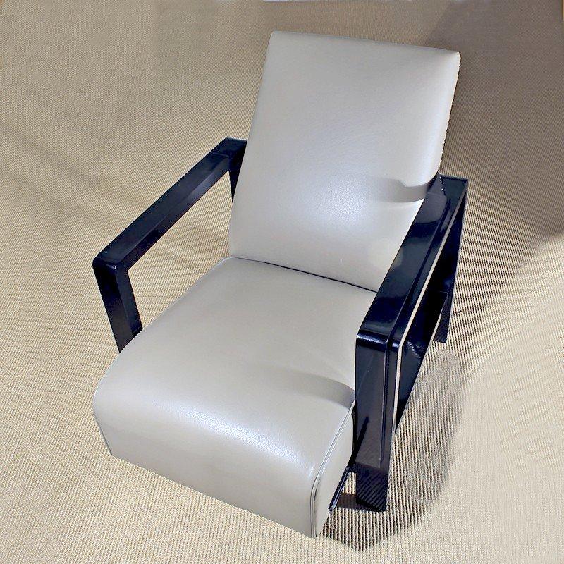 fauteuils art d co espagne 1930s set de 2 en vente sur pamono. Black Bedroom Furniture Sets. Home Design Ideas