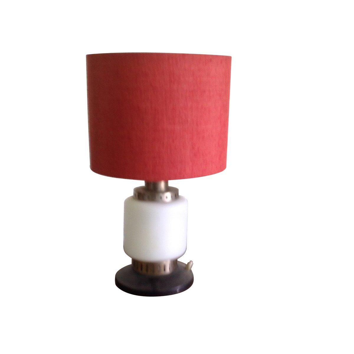 Italienische Tischlampe, 1970er