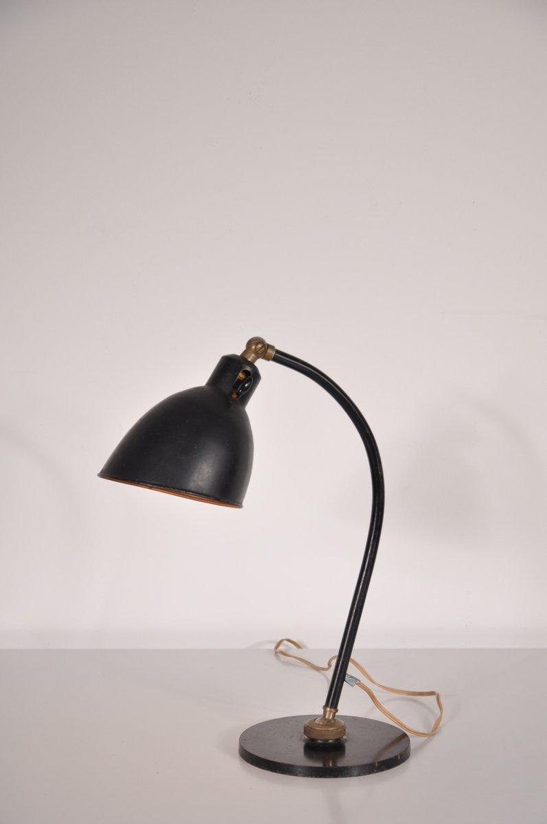 Tischlampe Polo Popular von Christian Dell für Bünte & Remmler, 1930er