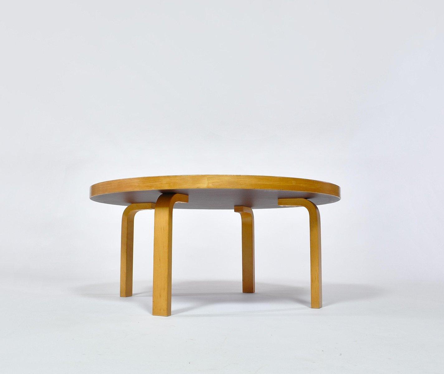Tavolo Pranzo Rotondo In Legno E Linoleum  2022