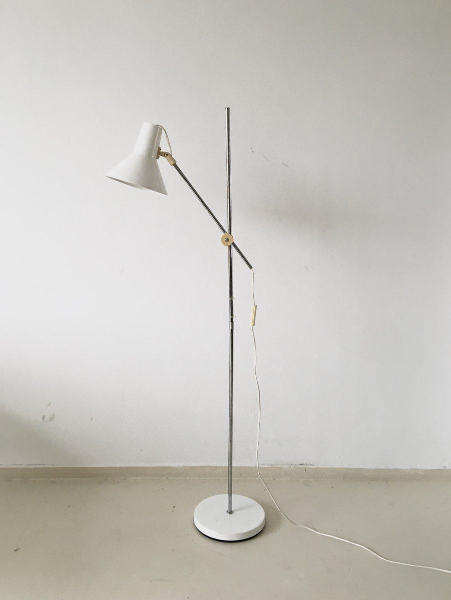 Industrielle Vintage Stehlampe von Ikea