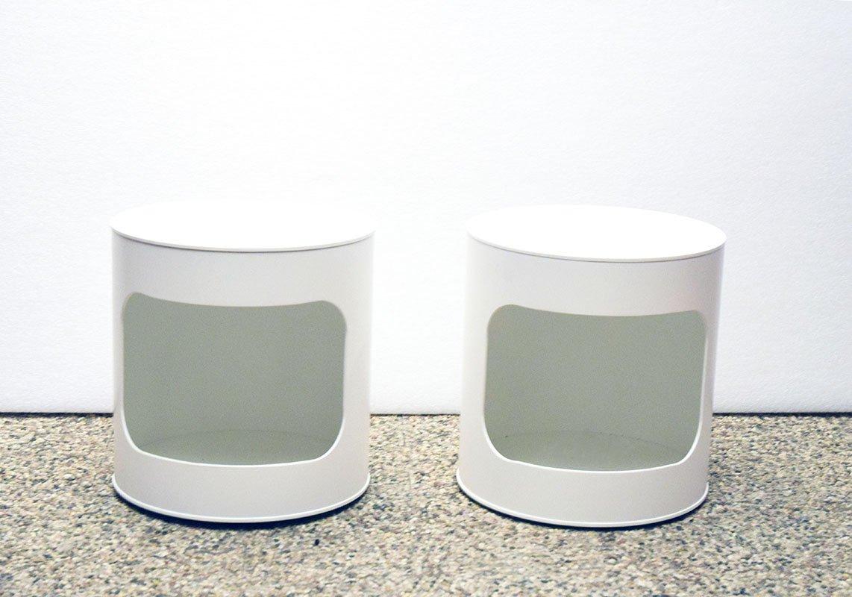 Candela Rustik White/ /Bianco /ø 7/cm altezza 12/cm