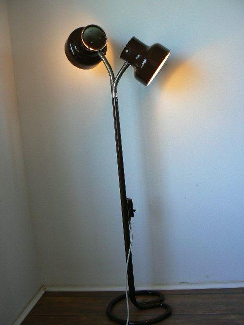Bumling Stehlampe von Anders Pehrson für Ateljé Lyktan, 1975