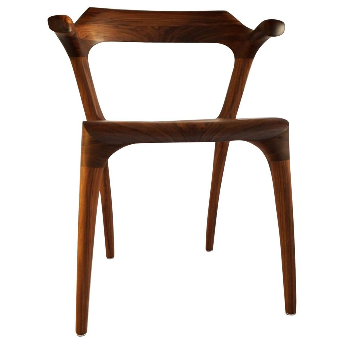 Flamingo Beak Dining Room Chair Handcrafted And Designed By Morten Stenbaek For Sale At Pamono