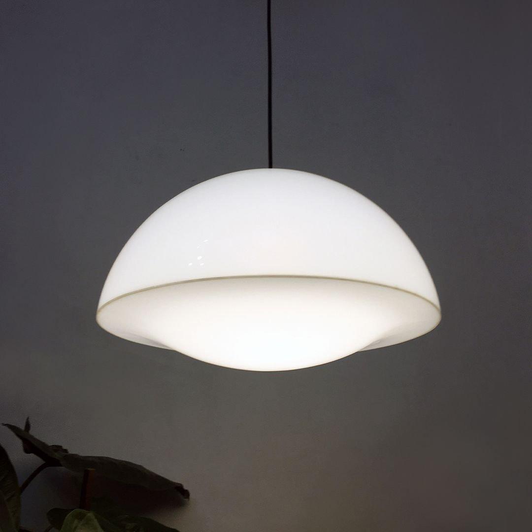 Lampada Da Soffitto Modello 469 Di Tito Agnoli Per Oluce Anni 70 In Vendita Su Pamono
