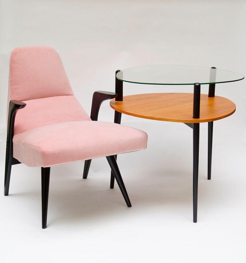 Sessel von Kowalska & Lisowski für Salon of Interior Architecture, 195...