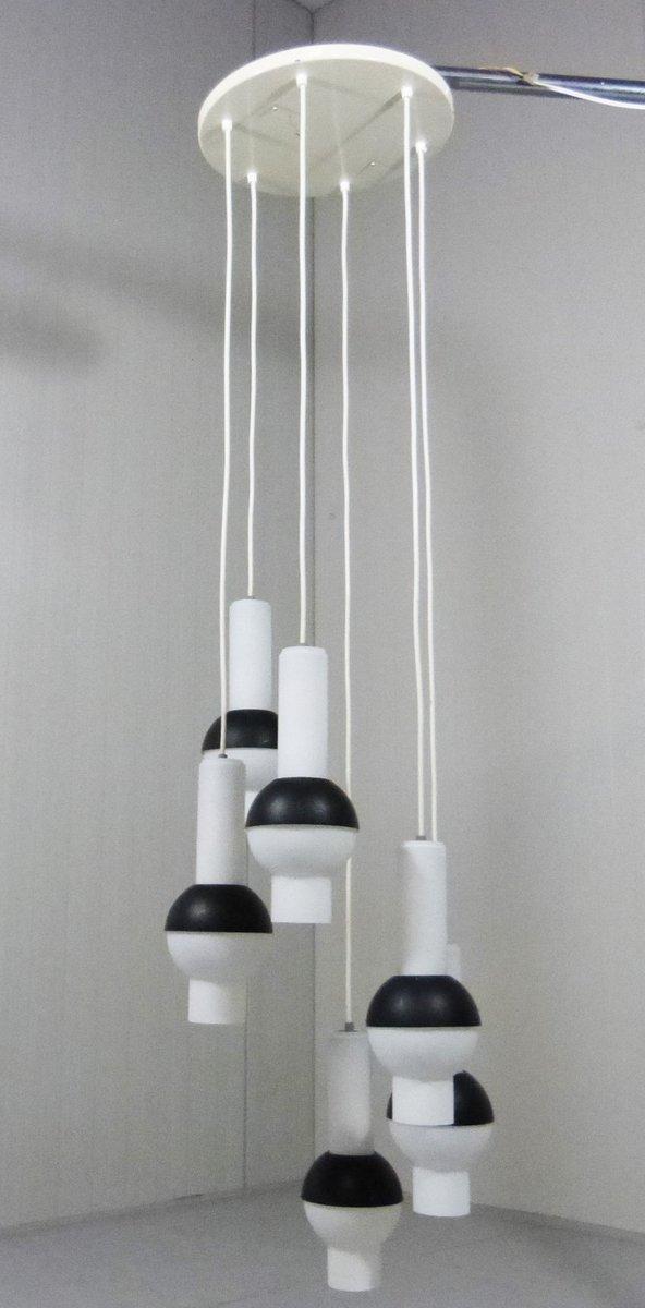 Lucifero Kaskadenlampe von Raak Amsterdam, 1960er