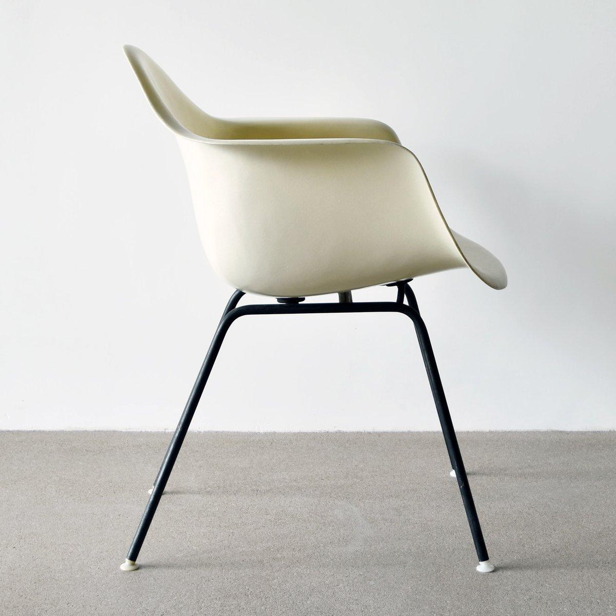 Chaise dax par charles et ray eames pour herman miller 1962 en vente sur pamono - Charles et ray eames chaise ...
