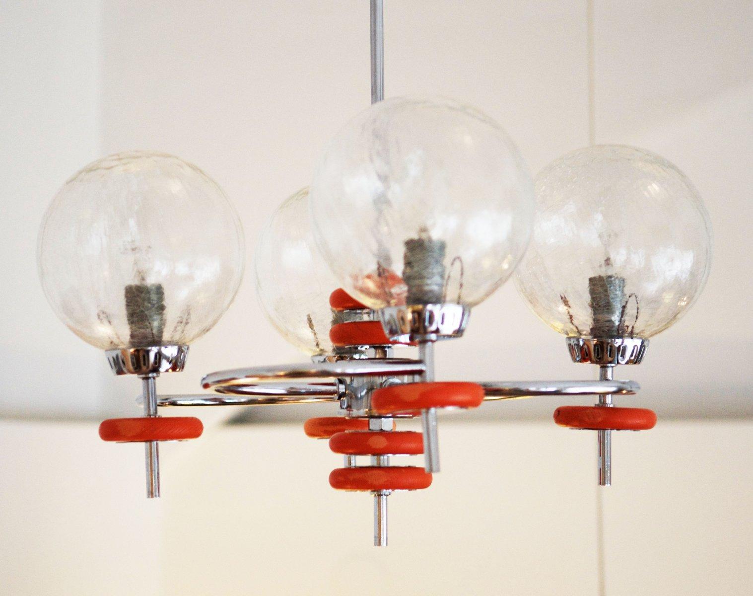 Österreichische Deckenlampe, 1970