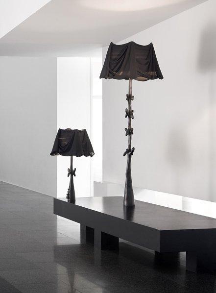 Limitierte Black Label Dalí Muletas Lampe von BD Barcelona