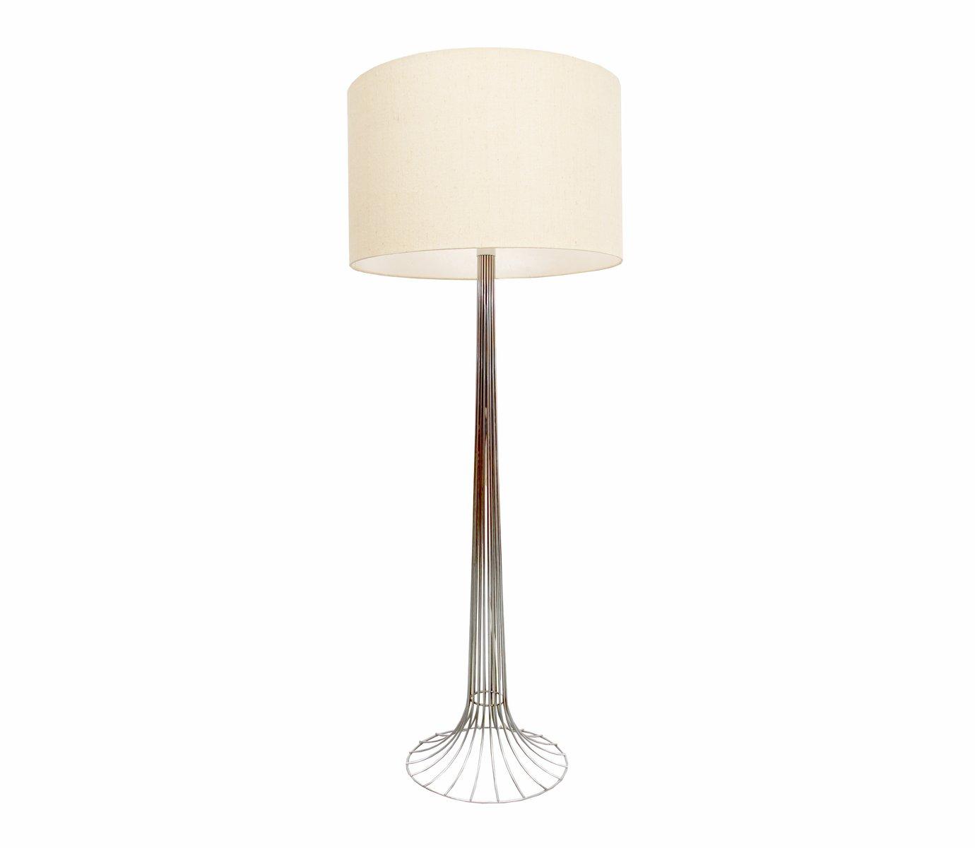 Vintage Wire Floor Lamp By Verner Panton For Fritz Hansen Sale Wiring A