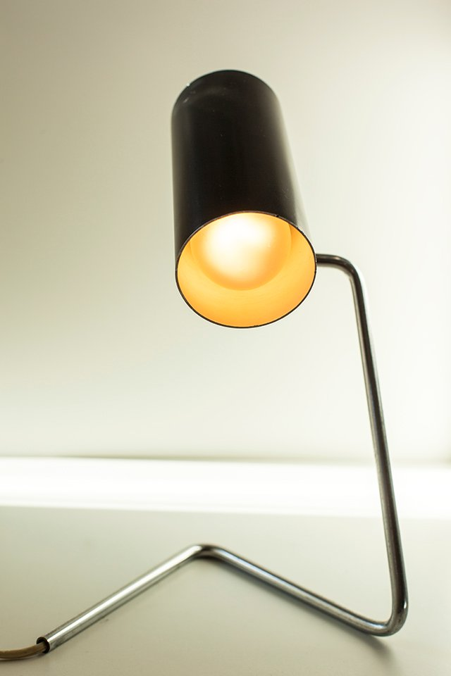 lampe de bureau 511 par gino sarfatti pour arteluce - Luminaire Salle A Manger Contemporain2192