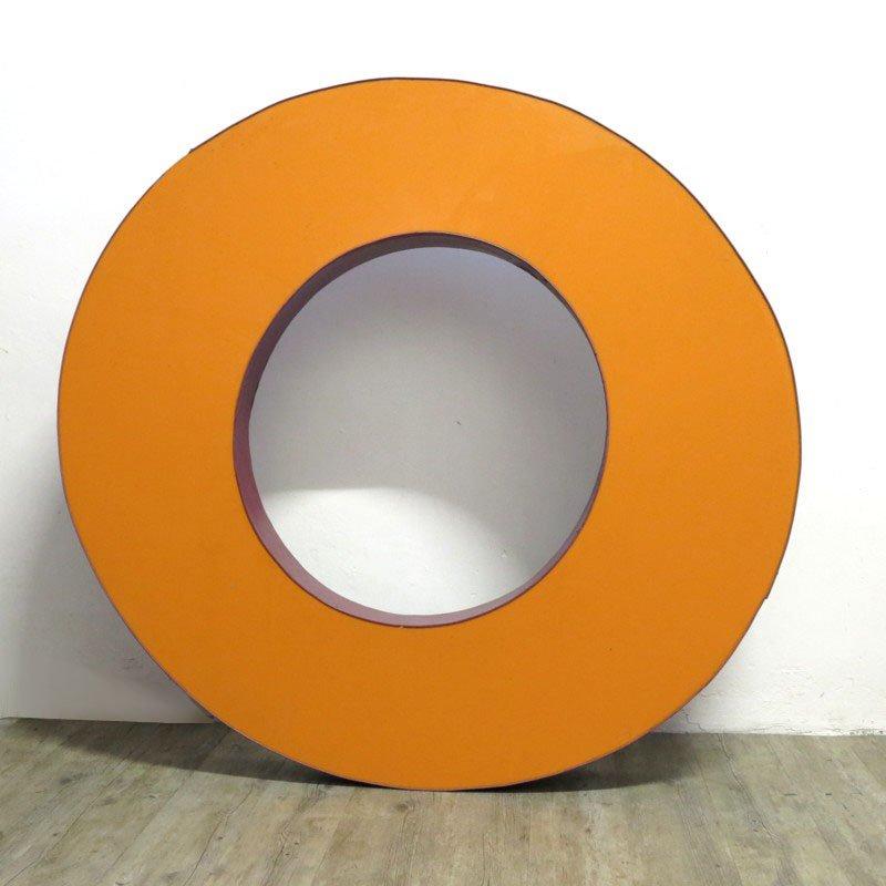 Large Orange Industria...