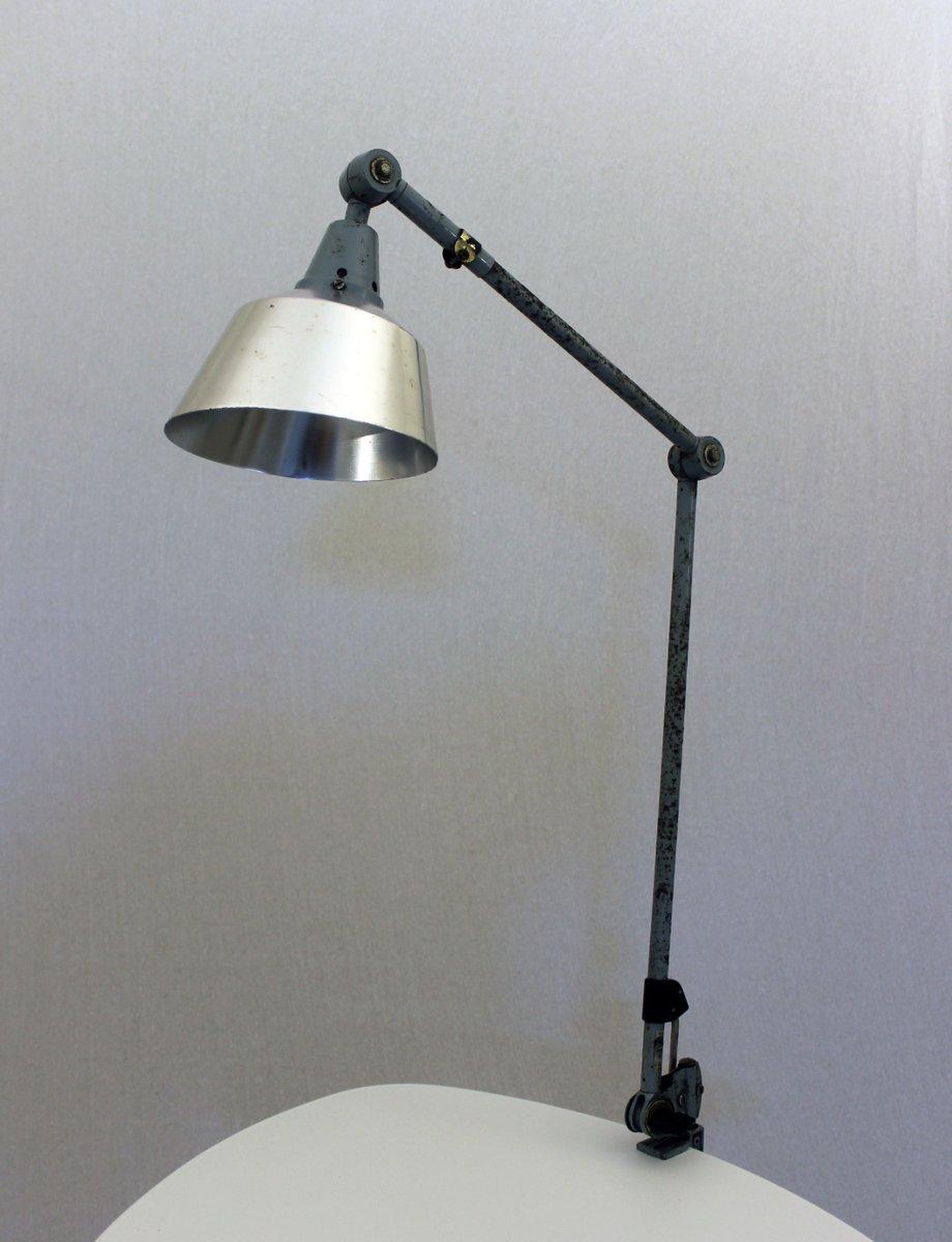 Vintage Midgard R2 Tischlampe