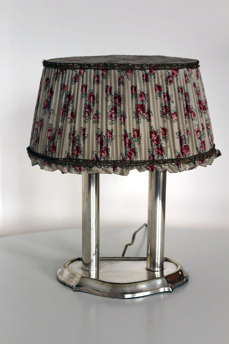 Antike Tischlampe, 1900er