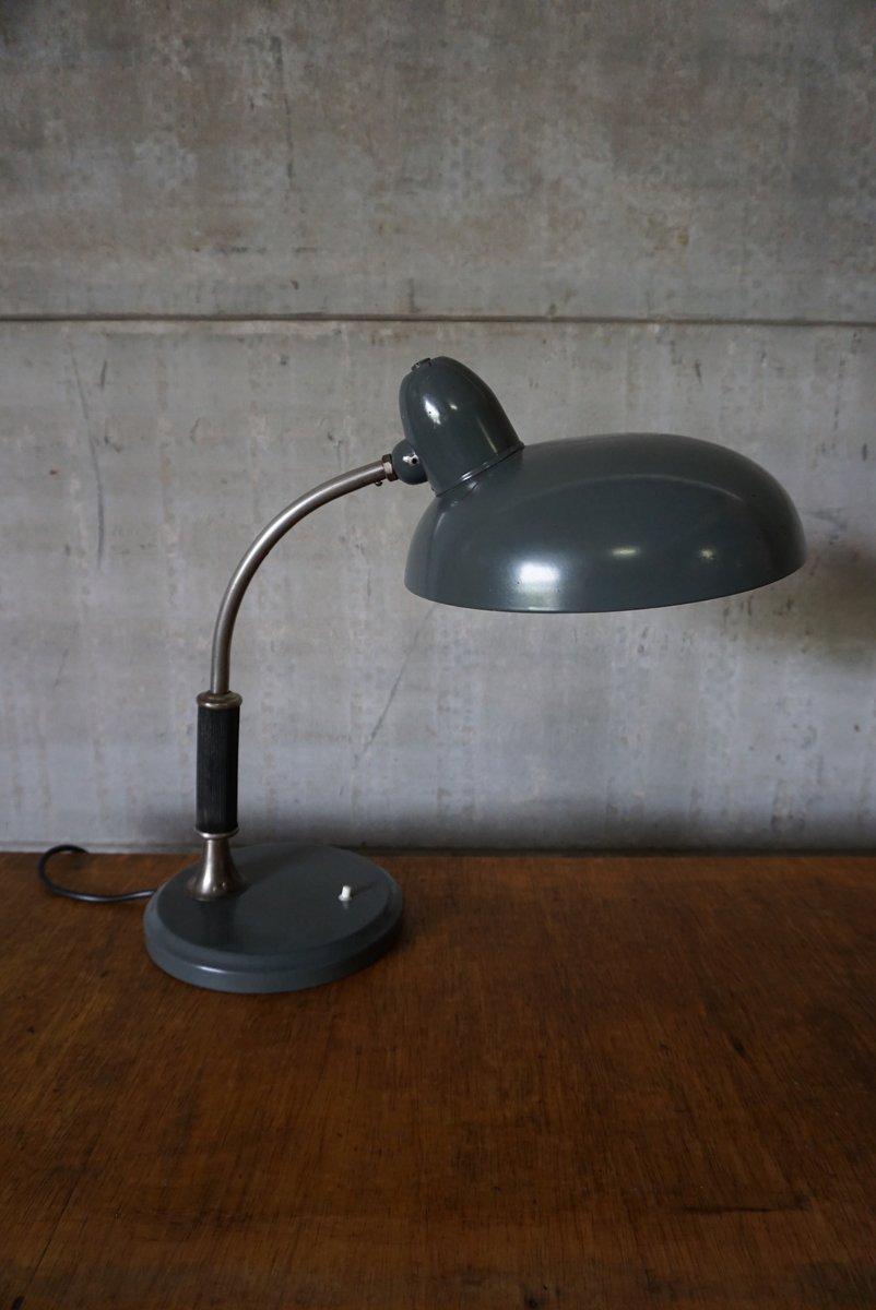 Deutsche Tischlampe von Escolux, 1930er