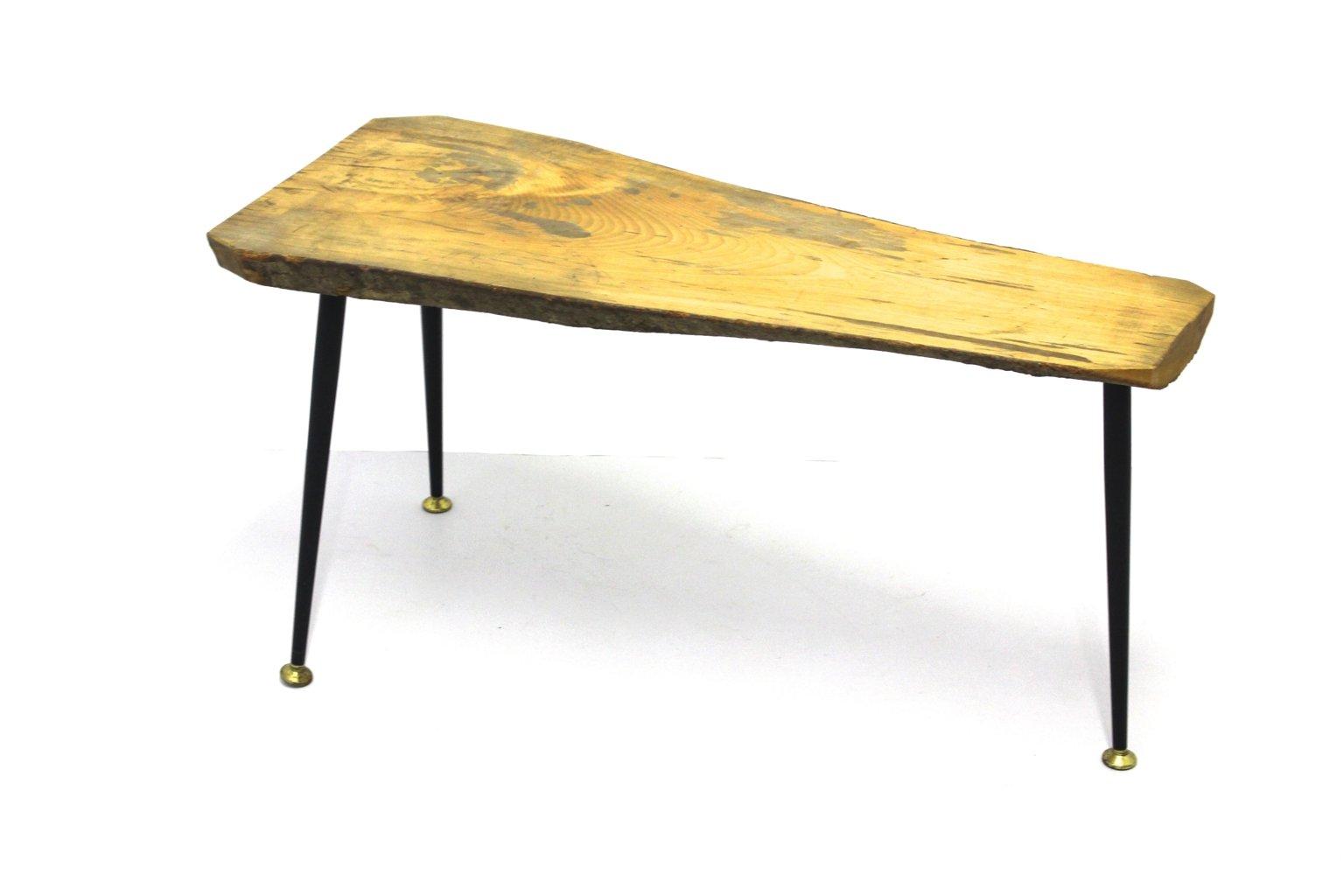 Österreichischer Kirschholz Couchtisch, 1950er