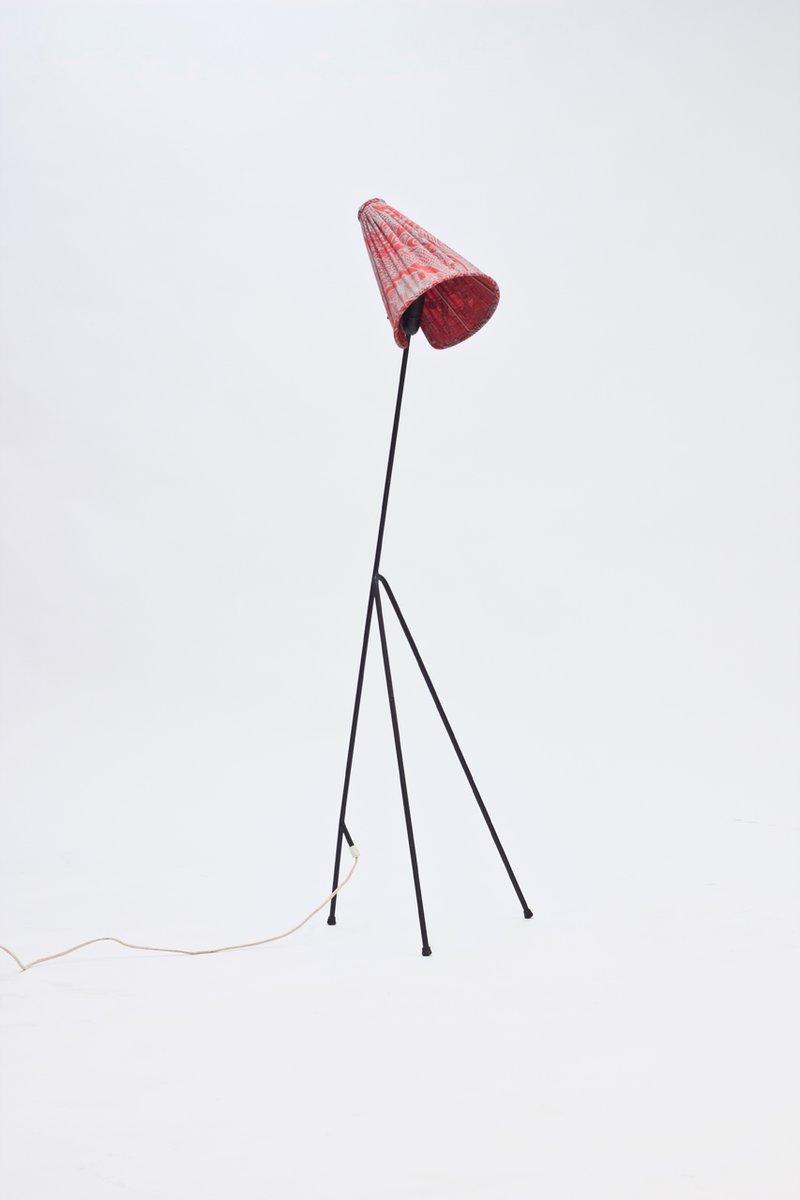 Modell Giraffe Stehlampe von Hans Bergström, 1950er