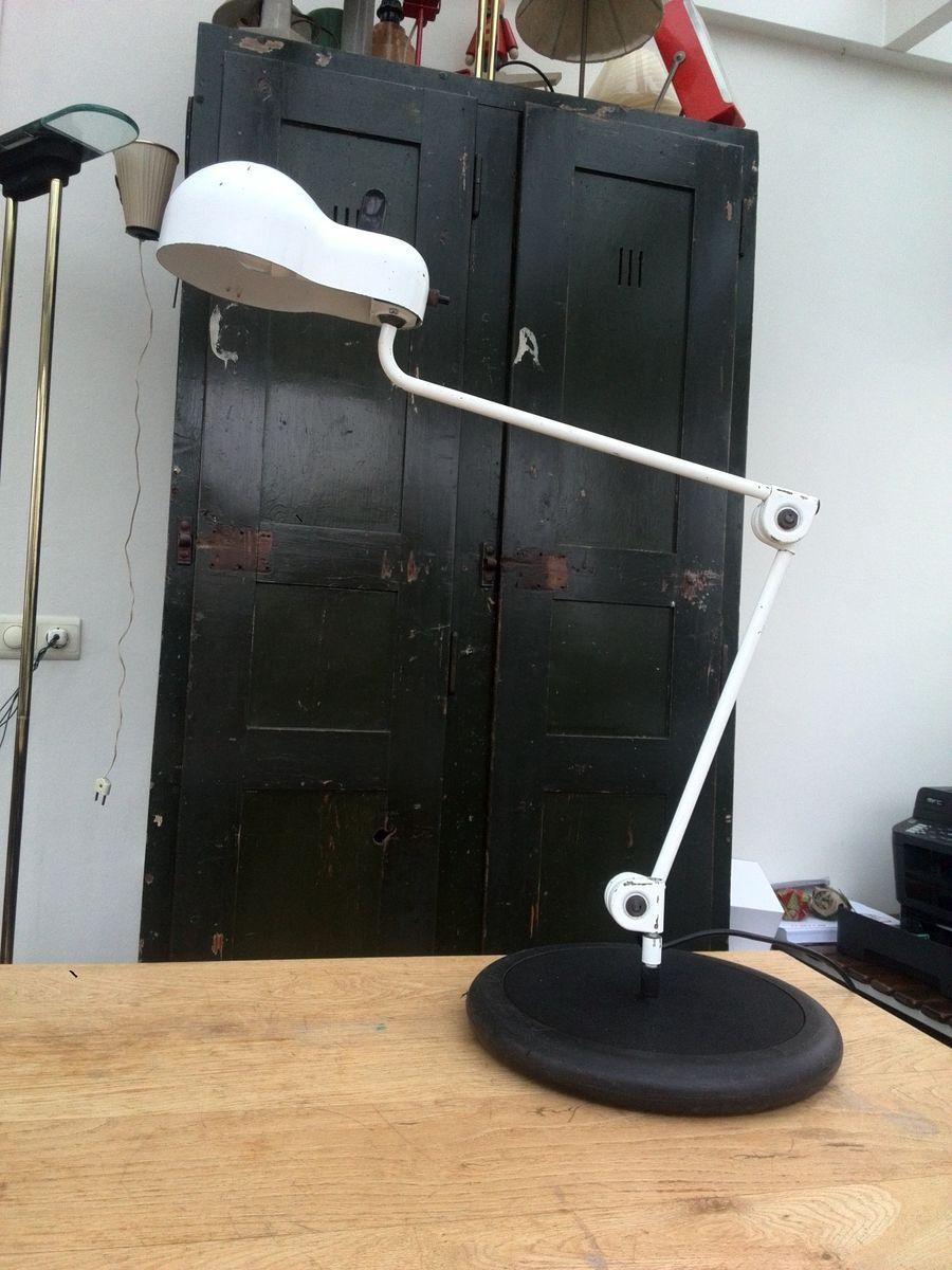 Modell Topo Schreibtischlampe Erste Auflage von Joe Colombo für Stilno...