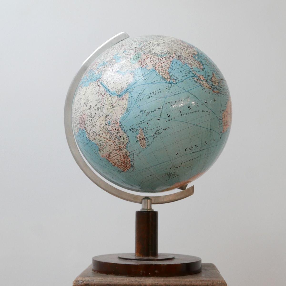 Lampada Da Tavolo Mappamondo 2022