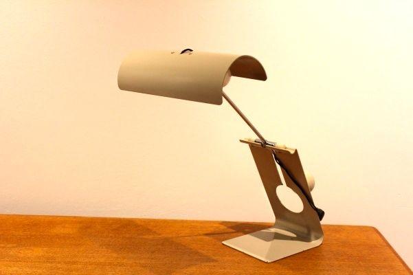 Modell Picchio Schreibtischlampe von Mauro Martini für Fratelli Martin...
