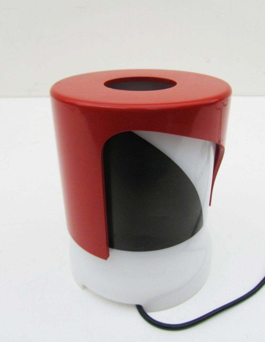 Modell KD 24 Tischlampe aus Kunststoff von Joe Colombo für Kartell, 19...
