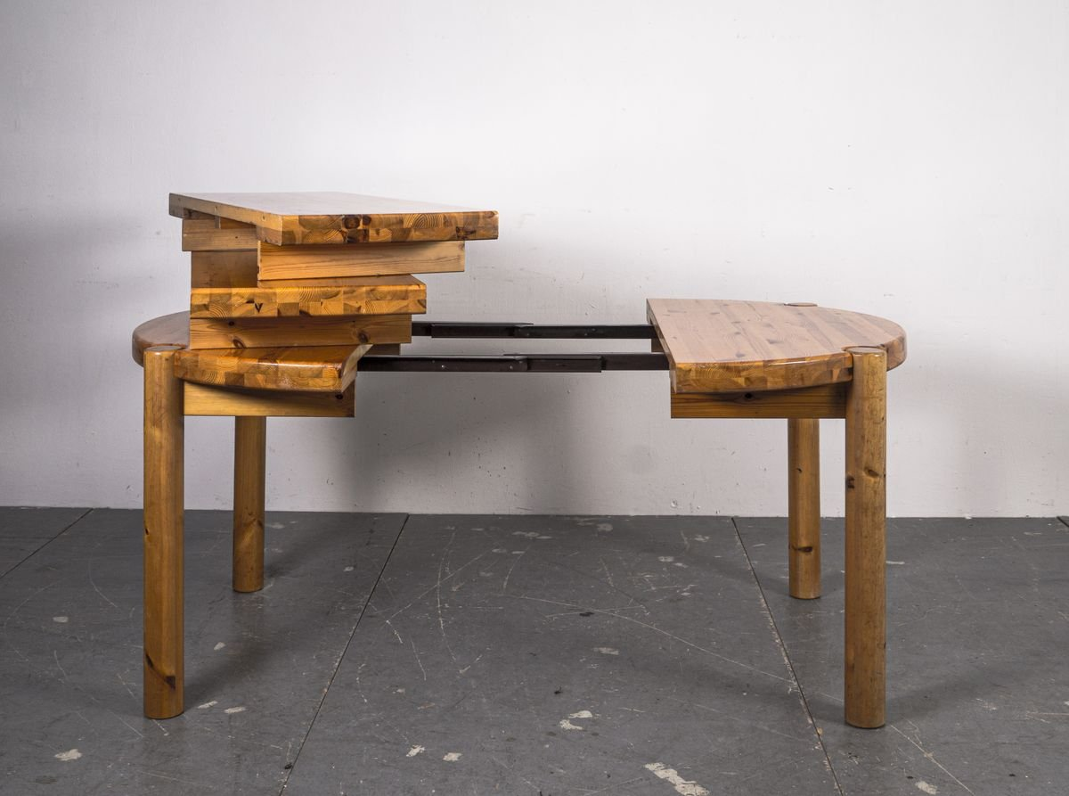 Dining Table By Rainer Daumiller 1970s For Sale At Pamono