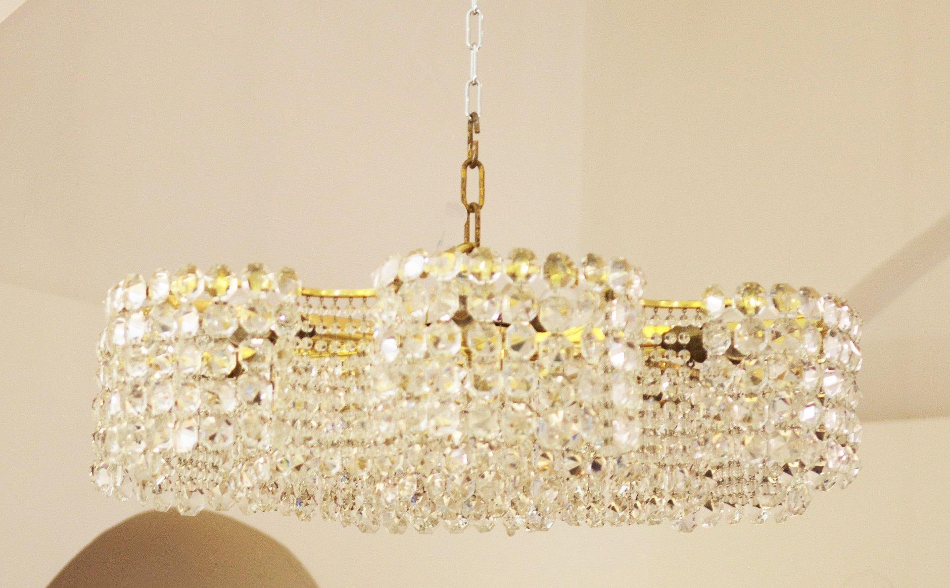 Large cut crystal chandelier by jl lobmeyr for lobmeyr 1950 for large cut crystal chandelier by jl lobmeyr for lobmeyr 1950 aloadofball Image collections