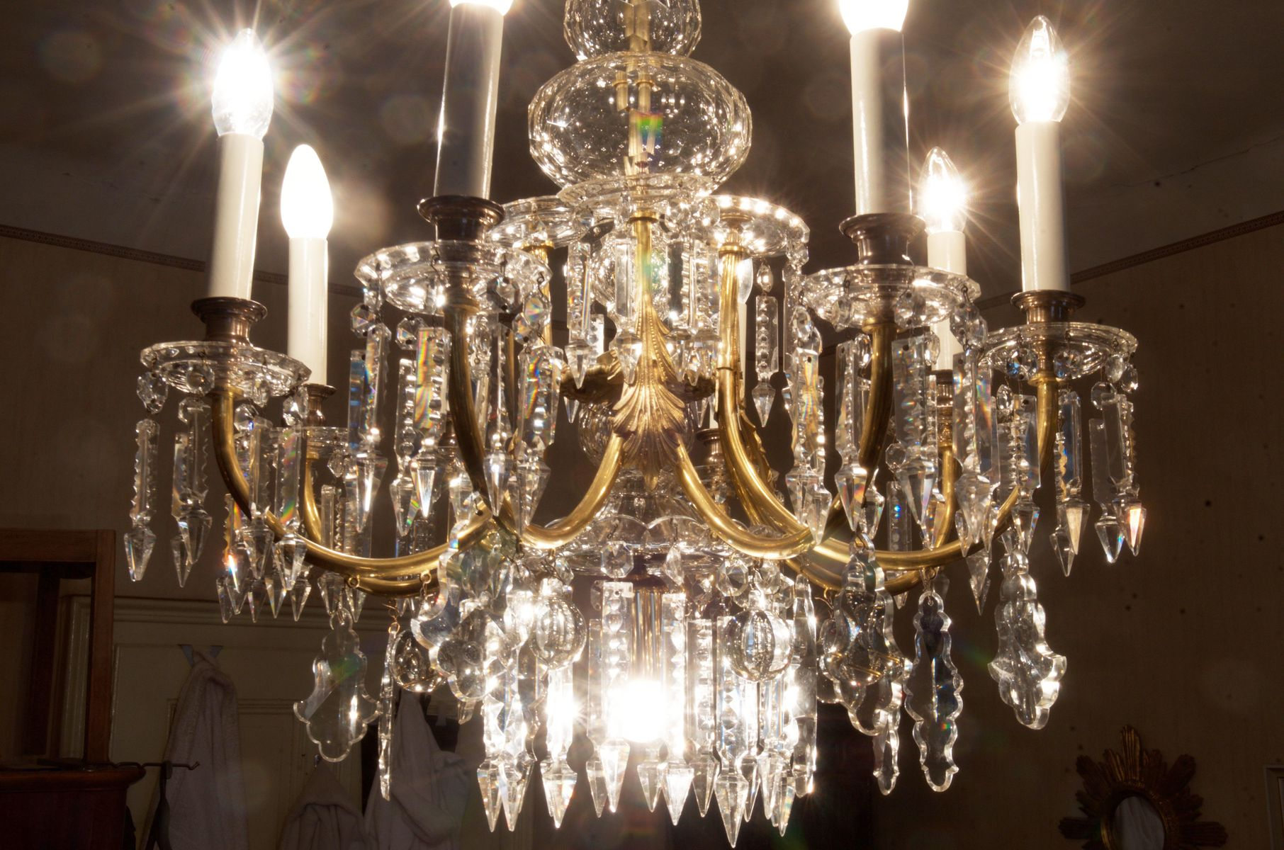 Kronleuchter Modern Jazz ~ Kronleuchter aus geschliffenem kristallglas von j l lobmeyr bei