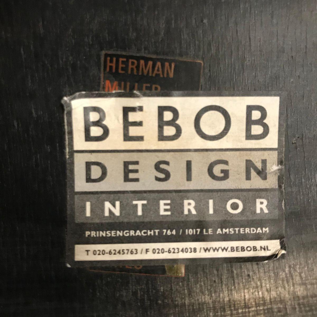 dcm stuhl von charles ray eames f r herman miller 1946. Black Bedroom Furniture Sets. Home Design Ideas