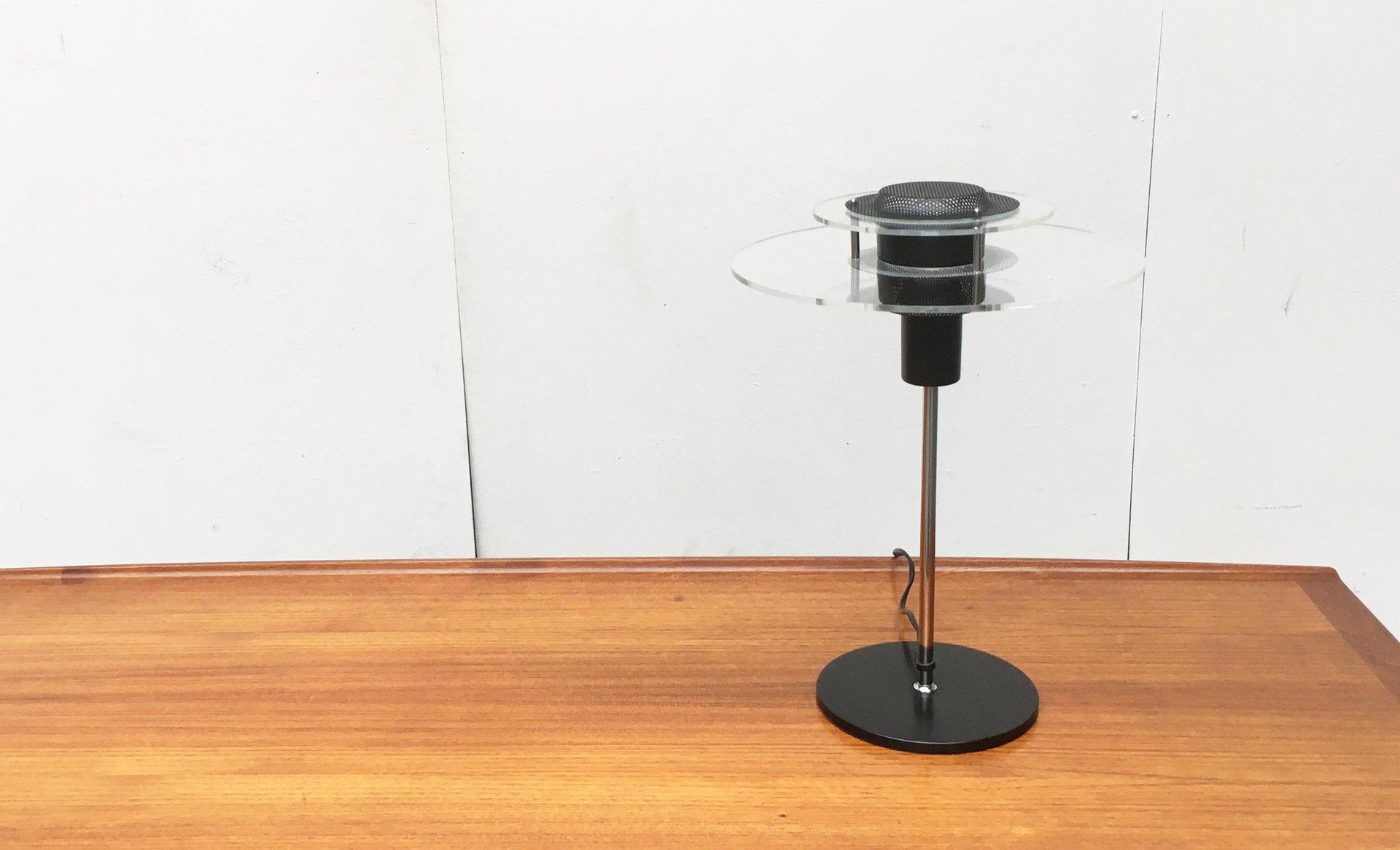 Lampada Da Tavolo Cirkel Vintage Postmoderna Di Ikea In Vendita Su Pamono